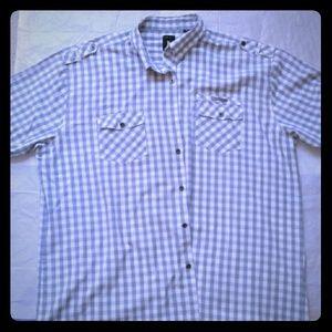Other - Karl Kani Gold 3X men shirt